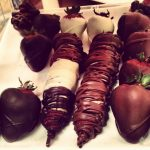 strawberry recipe chocolate